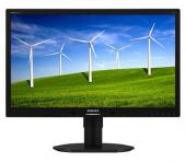 מסך מחשב Philips 220B4LPCB - שלוש שנים אחריות באתר הלקוח