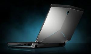 מחשב נייד עודף מלאי Alienware 14