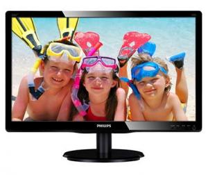 מסך מחשב Philips 226V4LAB - שלוש שנים אחריות באתר הלקוח