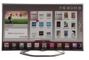 טלויזיה  LG-50LA621Y